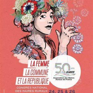 La Fabrique en vedette américaine au 50e congrès des Maires Ruraux de France