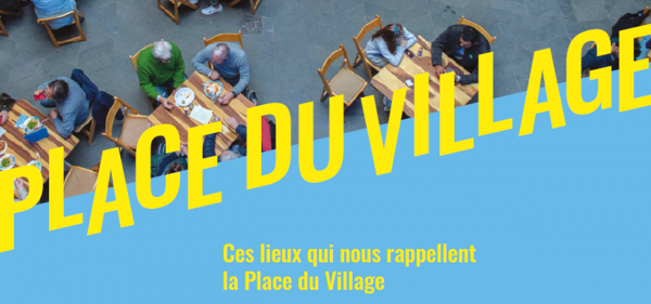 Le tiers lieu, la nouvelle place du village?