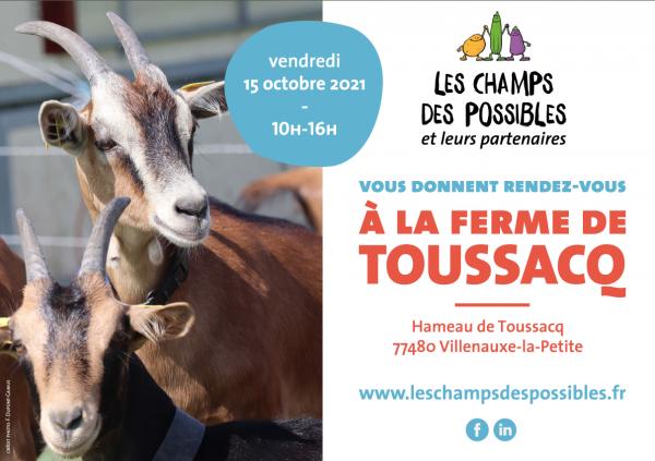 Journée porte-ouverte à la ferme de Toussacq